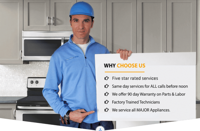 dc appliance repair